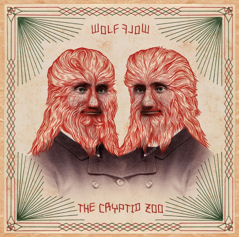 WolfWolf - The Cryptid Zoo